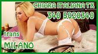 Chiara Italiana Tx