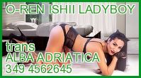 O-ren Ishii Ladyboy
