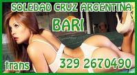 Soledad Cruz Argentina