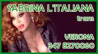 Trans Miss Virna L'italiana