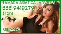 Tamara Asiatica Ladyboy