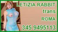 Letizia Rabbit