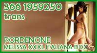 Melissa Xxxl Italiana Doc
